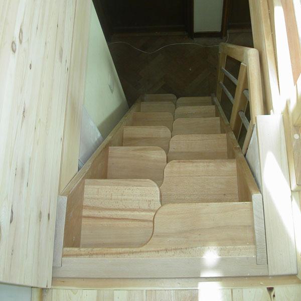 Soorten trappen houten trappen limburg for Spiltrap berekenen