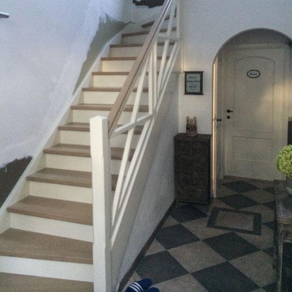 cottage en landelijke trappen - johan baeten